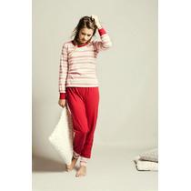 Pijama Mujer Super Abrigado Colección 2014 Varios Talles