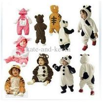 Kigurumi Pijamas Animales Disfraz Bebes-niños