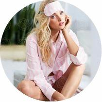 Natassja Victoria´s Secret Pijama - Chaqueta Y Short