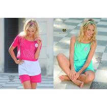 Conjuntos Pijamasmarcela Koury Varios Modelos Miralos