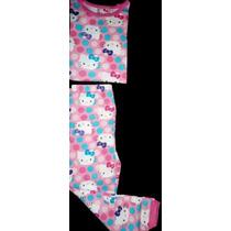 Pijama Termicos Kitty, Princesas, Tinkerbell