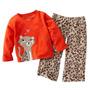 Pijamas Micropolar Carters 2 Piezas Nena Varon