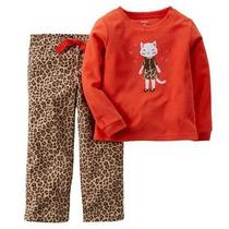 Pijamas Micropolar Carters Nena