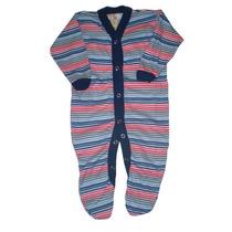 Pijama Enterito Dormilon Doble Algodon Bebe Niños 2-3 Años