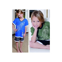 Pijama Para Niño Marcela Koury Talle:8 Ultimo Disponible !
