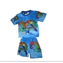 Pijama De Ben 10 Alien Force Para Nene