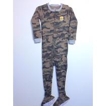 Pijama Entero Camuflado, 3 Años 3t, Marca Carters