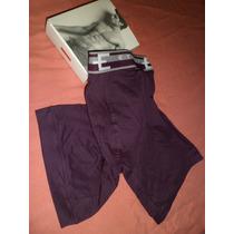 Boxer S/costura Eyelit Cintura Bordada Zona Colegiales.