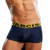 Boxer Narciso Linea Premium Tipo Jean Con Bolsillo