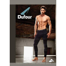 Combo Térmico: Camiseta +bóxer Largo Dufour : Talle 1 Al 4
