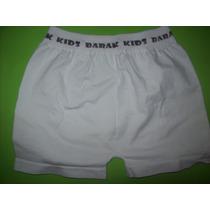 Boxer Barak Niños- Talle 10 (por 3) Lisos