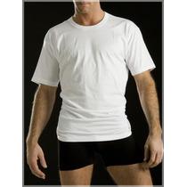 Camiseta Manga Corta Dos Reyes 100% Algodon Cuello Redondo
