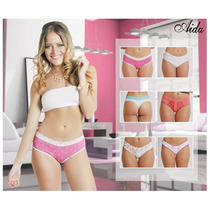 Pack Combo Lote X Mayor Culotte X 6 Unidades Lenceria Mym