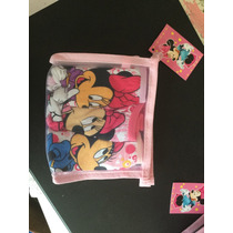 Set De 3 Bombachas 9-10años Disney Minnie Mouse