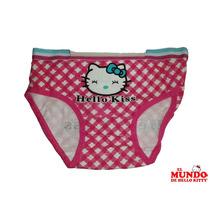 Pack X 2 Bombachas De Nena De Kitty -el Mundo De Hello Kitty