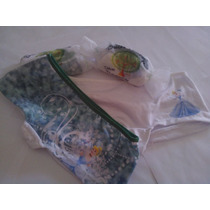 Dulces Travesuras Minishort De Nena Algodon Pack X 2