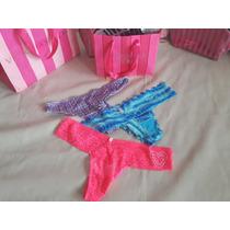 Bombachas Victoria`s Secret Pink Todos Los Modelos! Tangas