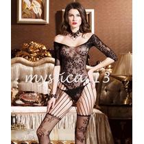 Catsuit Body Enterito Sexy S,m,l,xl ,xxl Mystica_13
