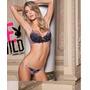 Playboy Intimates Lencería, Conjunto Be Wild, Lanzamiento