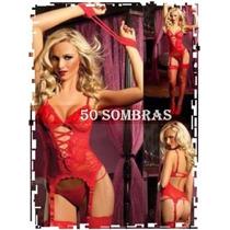 Conjunto Sexy - Lencería 50 Sombras