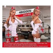 Disfraz Doctora Sexyy. 4bidden