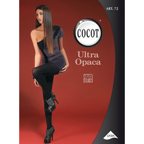Cocot 72 Panty Media Ultraopaca Lycra 70 Den Talle 1 Al 4