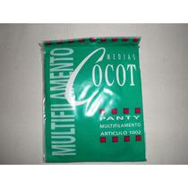 Medias Panty Multifilamento Cocot