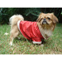 Ropa Para Perro Impermeable Campera Talle 3 / 45 Cm