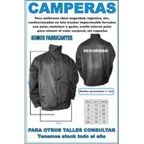 Campera Seguridad De Trabajo Impermeable Uniformes