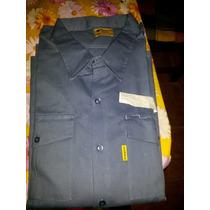 Camisa De Trabajo Pampero Protectores Auditivos Msa