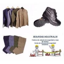Kit Ropa De Trabajo Camisa Pantalon Y Botin De Oferta!!!