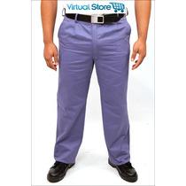 Pantalon De Trabajo- Desde Talle 50