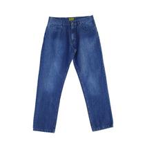 Jean Pampero Clasico 14 Onzas Color Azul Indigo Talle 38-46