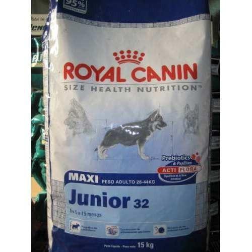 royal canin maxi junior images. Black Bedroom Furniture Sets. Home Design Ideas