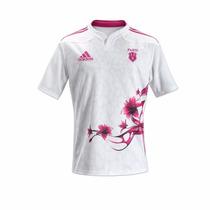Camiseta De Rugby Stade Francais + Envio Gratis!!
