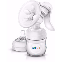 Avent Philips Sacaleche Manual Natural + Kit Accesorios