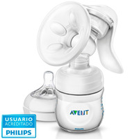 Sacaleche Manual Natural Philips Avent Scf330