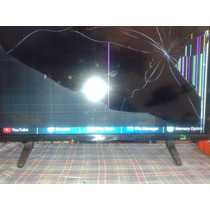 Smart Tv Led 32 Pulgadas Con Display Roto Nuevo( Sin Uso)