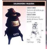 Salamandra Vaquera Fundición M & P