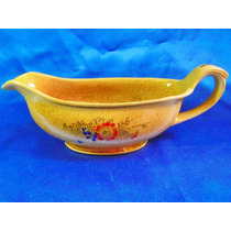 El Arcon Antigua Salsera De Porcelana Luxor 22 Cm 21101