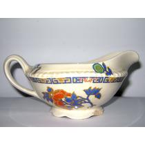 Salsera O Cremera Porcelana Inglesa Woods Ivory