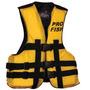 Chaleco Salvavidas Pro Fish Poncho Adultos Botes Pesca T 10