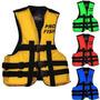 Chaleco Salvavidas Pro Fish Adultos Pesca Kayaks Botes