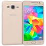 Samsung Grand Prime 4g Lte Dorado Liberado 12 Cuotas!!!