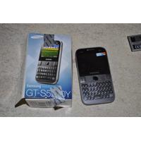 Samsung -s5270y Nuevo Casi Sin Uso Libera-o Permu.juego Sega