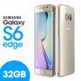 Samsung Galaxy S6 Edge Liberado 4g 32 Gb Octacore Oferta