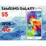 Samsung S5 4g Lte 32gb 16mp Quad-core2.5ghz 1080p Dual Video