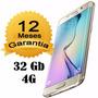 Samsung S6 32 Gb Galaxy Octacore 4g Lte Liberado Gtia 1 Año.
