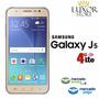 Samsung Galaxy J5 Gold 4g Lte Libre+regalo+envio Gratis