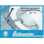 Bidewater Sistema De Bidet Para Inodoro Agua Fria Original